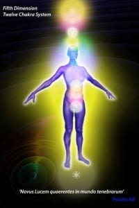The Fifth Dimensional Chakra Upgrades • Tim Whild